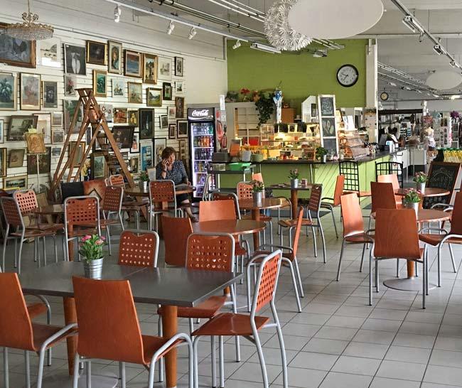 Kirpputori kahvila Salo